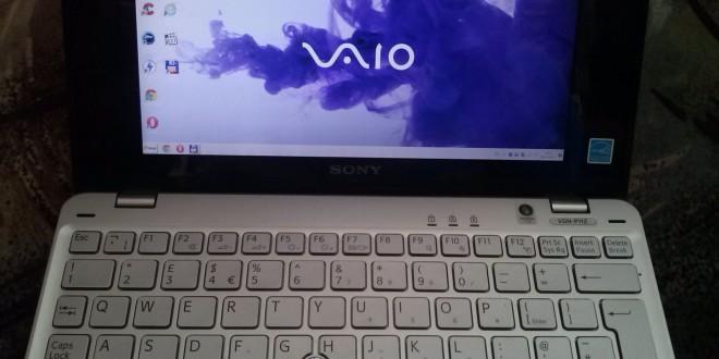 Sony VAIO VGN-P11Z (Rém)álom