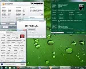 3Dmark03 4200+ 2300MHz 460MHz DDR 1,15GHz HT IGP 700MHz