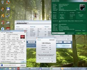 3Dmark06 4200+ 2300MHz 460MHz DDR 1,15GHz HT IGP 700MHz
