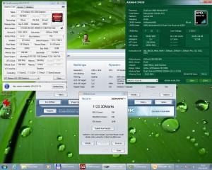 3Dmark06 4200+ 2310MHz 420MHz DDR 1,05GHz HT IGP 700MHz