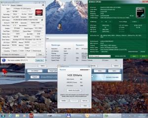 3Dmark06 4200+ 2400MHz 480MHz DDR 1,5GHz HT IGP 700MHz