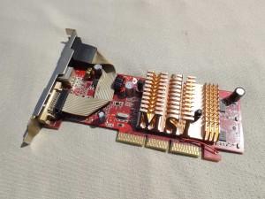 MSI Radeon 9250 AGP