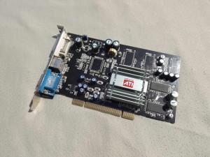 Sapphire Radeon 9250 PCI