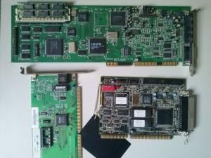 Hang SCSI és LAN kari