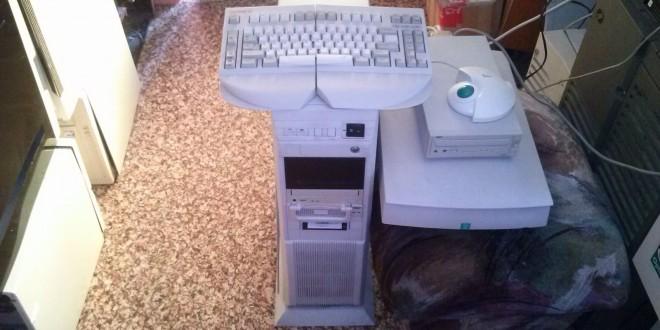 Építsünk 20 éves Workstationt 1. rész