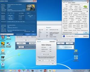 3,4GHz 1,248V 3Dmark2006