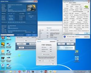 3,6GHz 1,325V 1,5V MCH 3Dmarrk2006