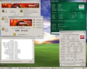 1680MHz 3Dmark2001