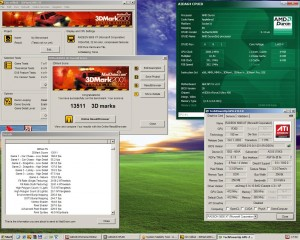 2000MHz 1,6V 3Dmark2001