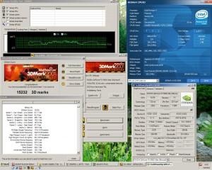 3000MHz 1,3875V 3Dmark2001