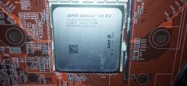 S939-es Athlon 64 X2 4600+ CPU túlhajtása