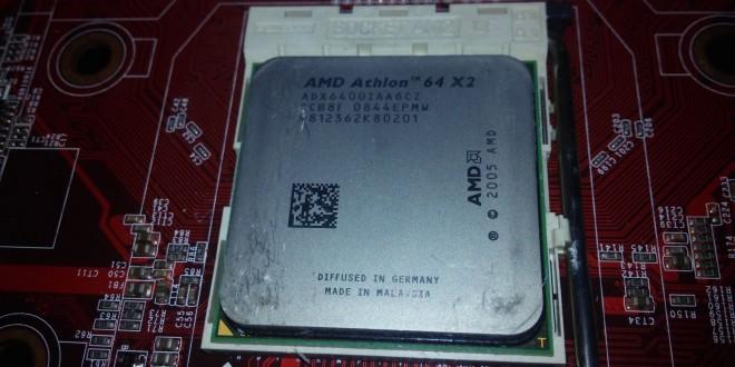 AMD Athlon 64 X2 6400+ avagy K8 a plafonon