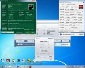 3528MHz V8 3Dmark06