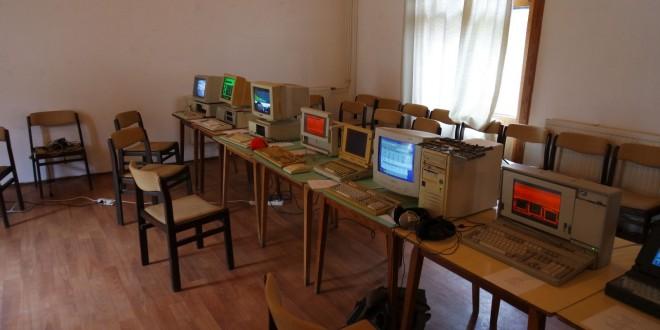 Most hétvégén számítógép kiállítás