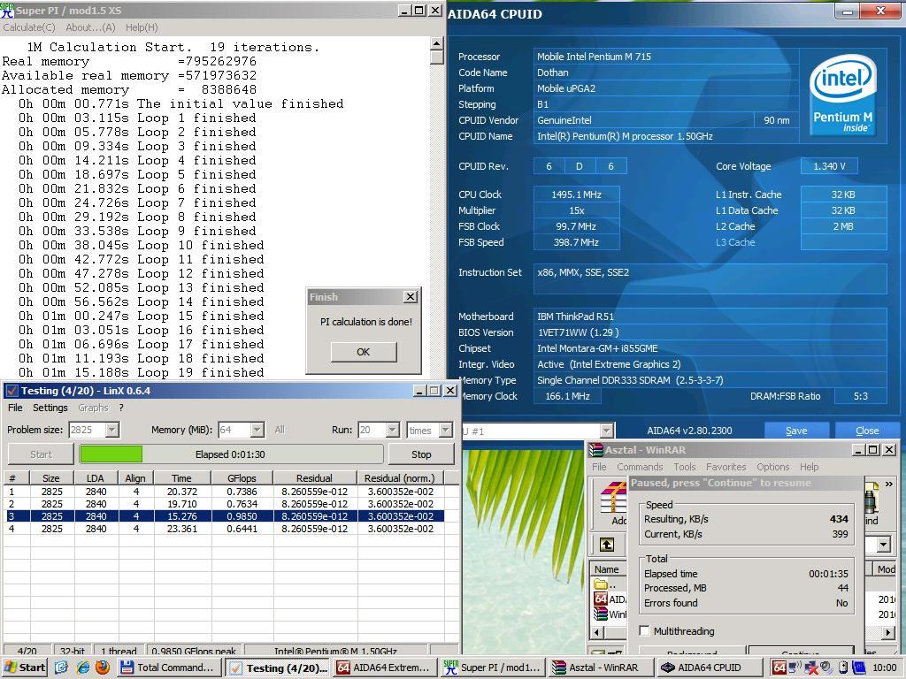 PentiumMCPU