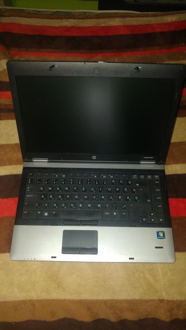 HP Probook 6455b üzleti kategória AMD-s alapokon