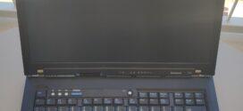 IBM Thinkpad T60: 1-el újabb, 2-vel erősebb