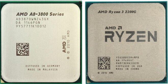 AMD APU 10 éve, és most: Összehasonlító teszt